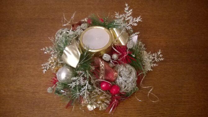suveniry Венок рождественский